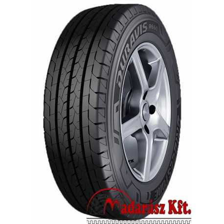 Bridgestone 215/65R15C T R660 Kisteher Nyári abroncs T104