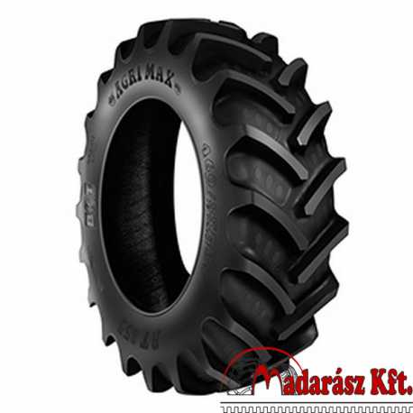 BKT AST-520/85R46 173 A8/173 B TL AGRIMAX RT 855 (20.8R46) ECE 106 Gumiabroncs