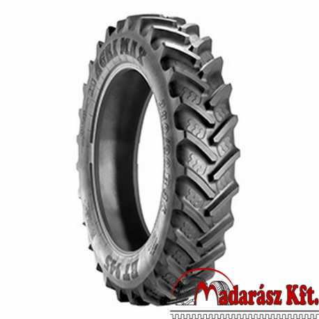 BKT AST-380/90R54 158 A8/158 B TL AGRIMAX RT 945 (14.9R54) ECE 106 Gumiabroncs
