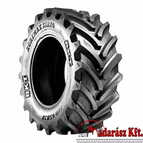 BKT AST-IF 600/70R30 165 D/162 E TL AGRIMAX SIRIO HIGH SPEED ECE 106 Gumiabroncs