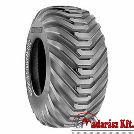BKT IMP 400/60-15.5 14PR 149 A6/143 A8 TL TR-882 TRACTION HEAVY DUTY Gumiabroncs