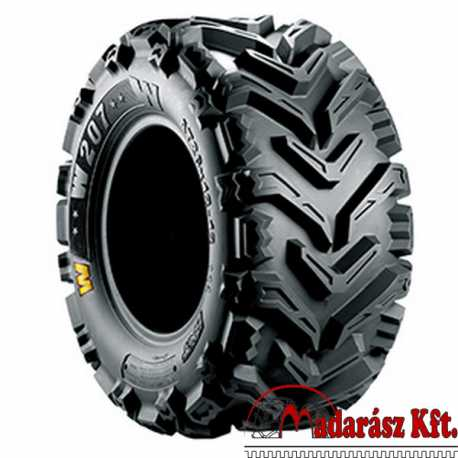 BKT 25X10-12 6PR 50 J TL WING W-207 E-MARK ECE106 Gumiabroncs