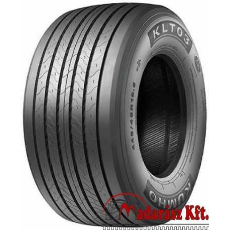 Kumho 435/50R19.5 KLT03 160J MS Távolsági felhasználásra Pót J160