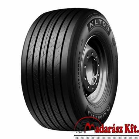 Kumho 445/45R19.5 KLT03 160J MS Regionális felhasználásra Pót J160