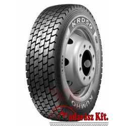 Kumho 265/70R19.5 KRD50 140/138M MS Regionális felhasználásra Húzó M140/138