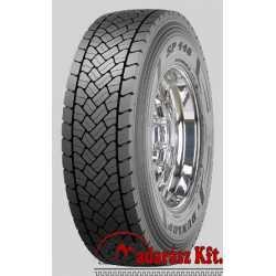 Dunlop 295/80R22.5 SP446 152/148M MS Regionális felhasználásra Húzó M152/148