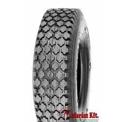 DELI 4.10/3.50-6 4 PR S-356 BLOCK (tömlővel) TR87 TT gumiabroncs