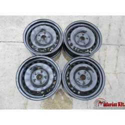 Skoda/VW/Audi 6x15 használt lemez felni