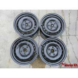Skoda/VW/Seat 6x15 használt lemez felni