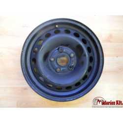 VW/Skoda 6x15 ET43 használt lemez felni